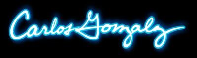 Personal neon logo